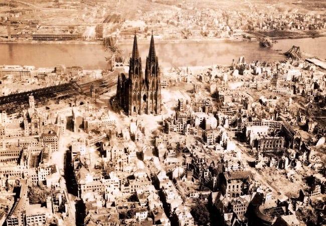Достроить до конца света - Кельнский собор
