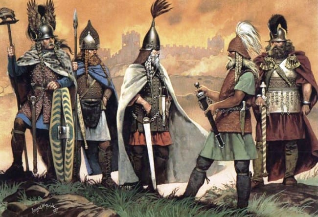 История кельтов, пришедшая сквозь века