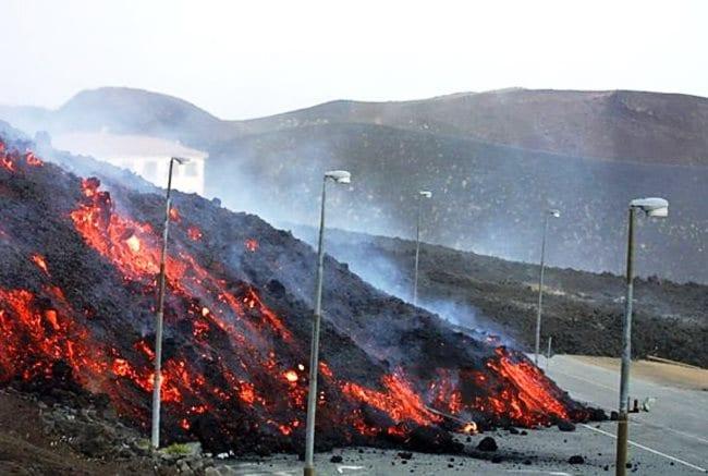 Жерло гиганта   вулкан Этна 3