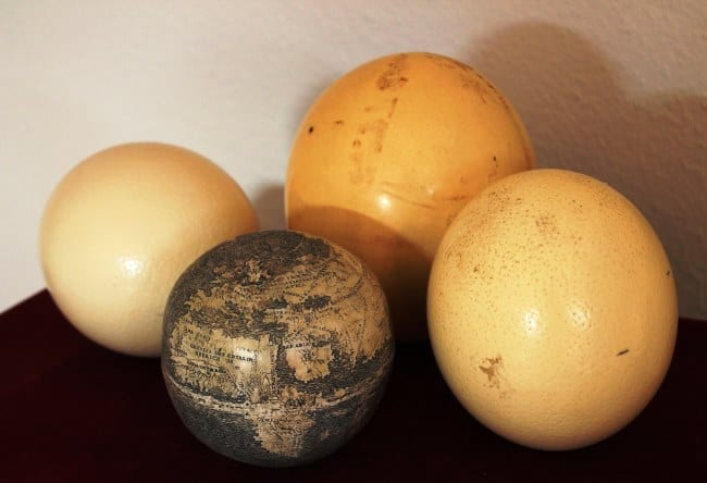 Самый древний глобус 2