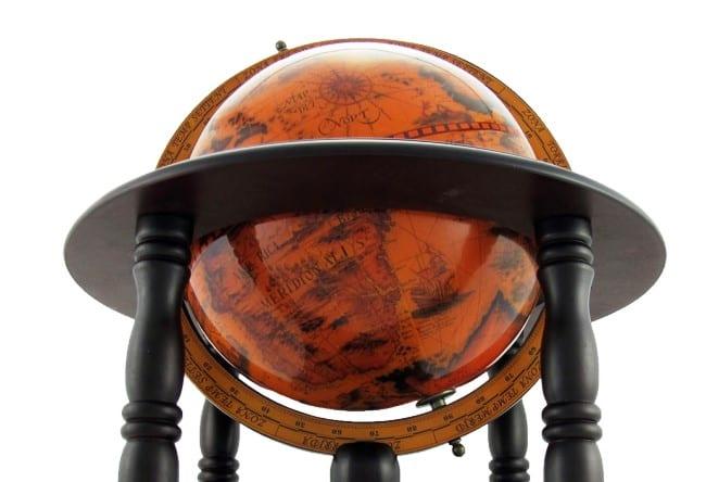 Самый древний глобус 5