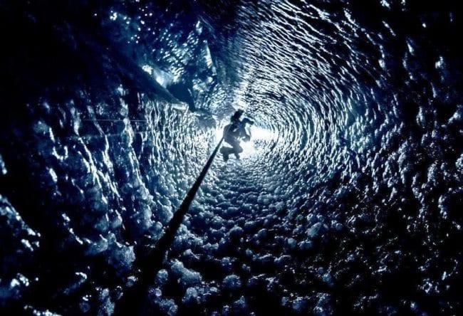Достопримечательность природы  пещеры Мулен 4