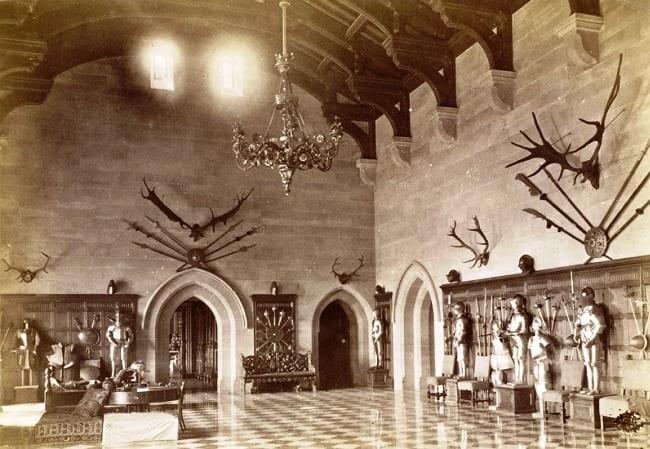 Самый посещаемый привидениями замок Дании  Драгсхолм 5