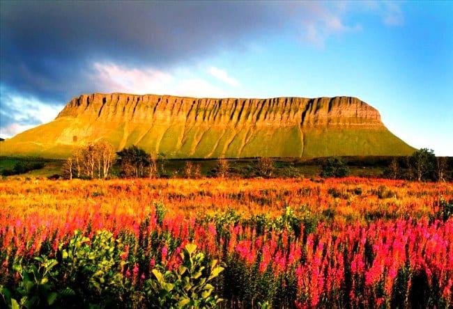 Челюстеобразный пик  гора Бен Балбен 5
