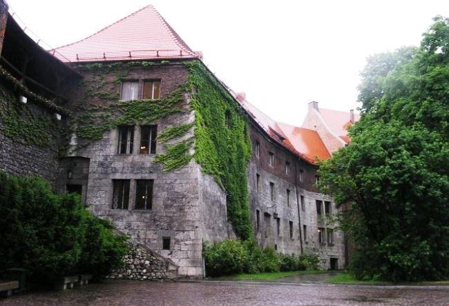 Королевский замок Вавель 3