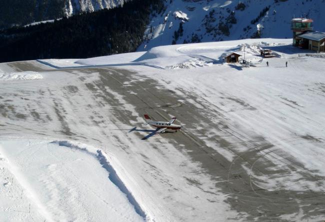 Самый оригинальный аэропорт в Европе 5