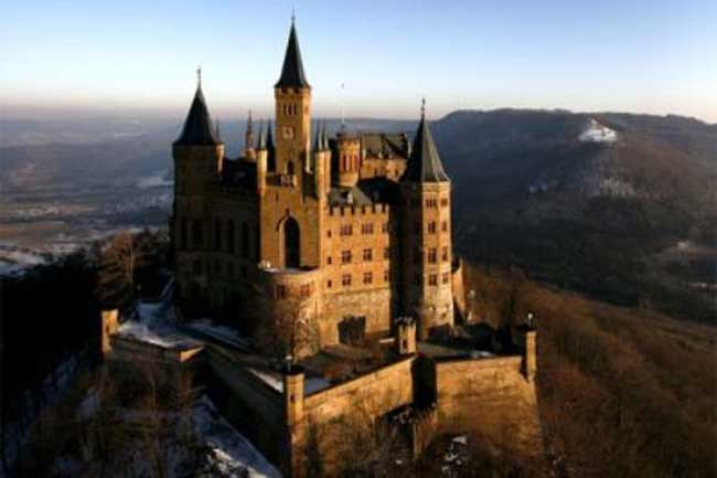 Hohenzollern castle 5