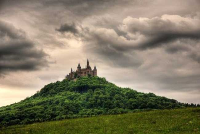 Hohenzollern castle 1