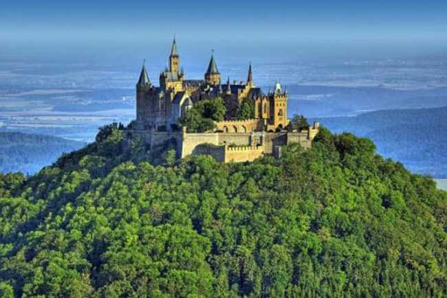 Hohenzollern castle 4