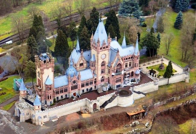 Замок дракона  Драхенбургский замок 2