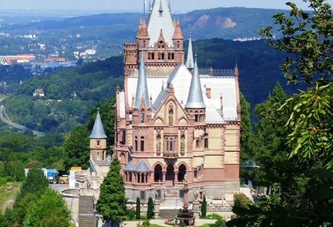 Замок дракона  Драхенбургский замок 4