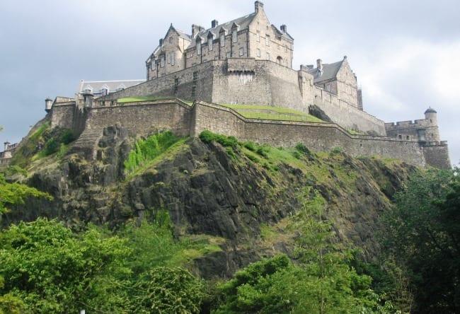 Кровавый форпост на границе с Шотландией  замок Чиллингхем  2