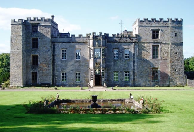 Кровавый форпост на границе с Шотландией  замок Чиллингхем  3