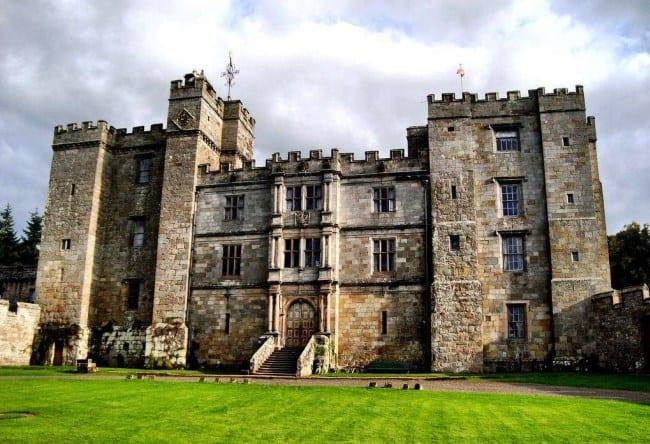 Кровавый форпост на границе с Шотландией  замок Чиллингхем  4