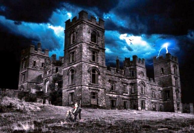 Кровавый форпост на границе с Шотландией  замок Чиллингхем  5