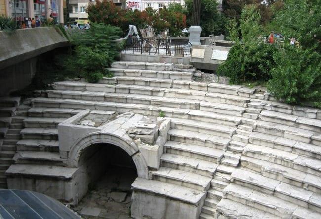 Один из древнейших городов Европы  Пловдив 6