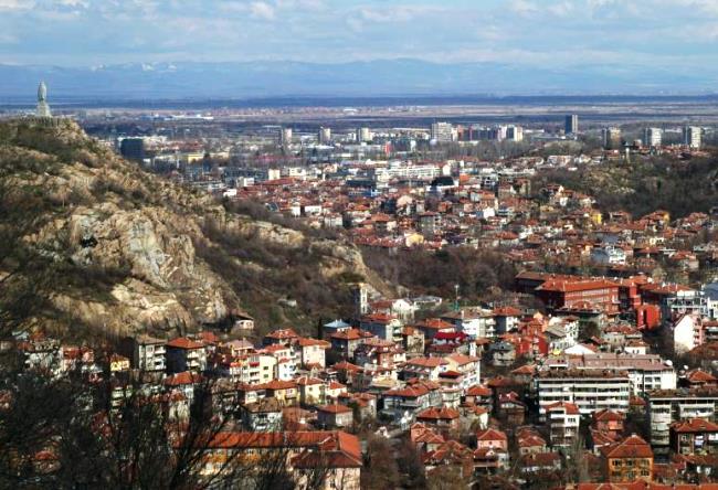 Один из древнейших городов Европы  Пловдив 7