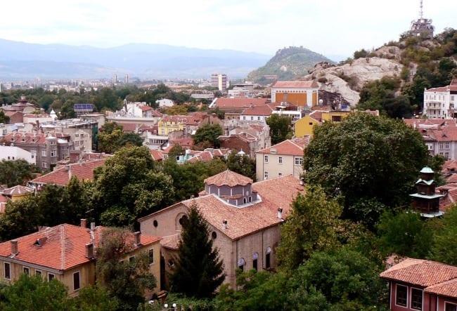 Один из древнейших городов Европы  Пловдив 9