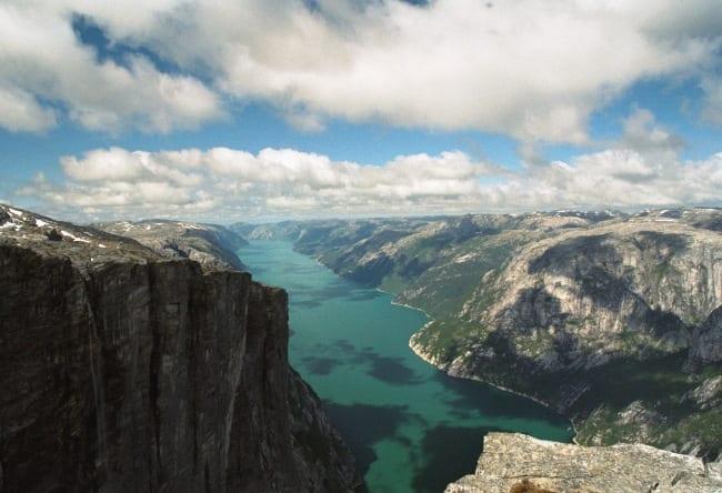 Фьорды в Норвегии 3