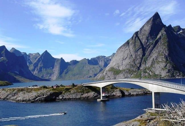 Фьорды в Норвегии 5