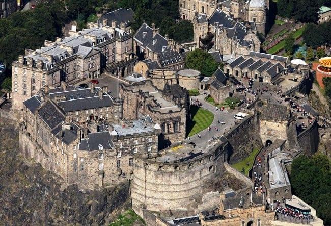 Эдинбургский замок или ключ к Шотландии 5