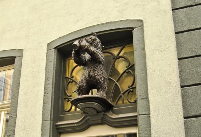Медведи города Бонн