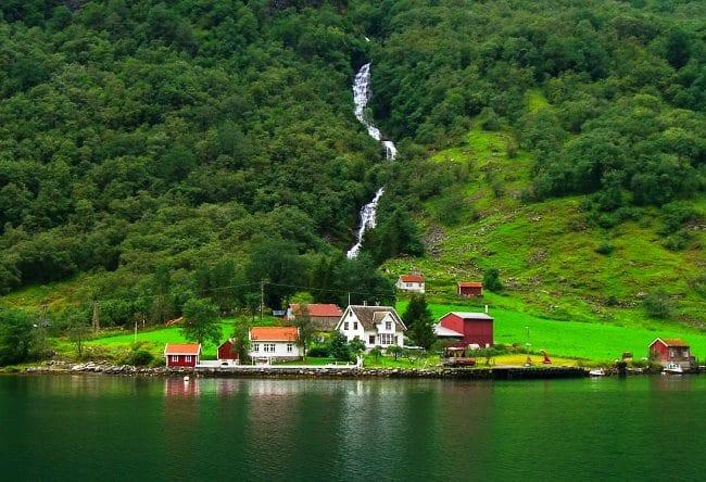 Путешествие по Норвегии 4