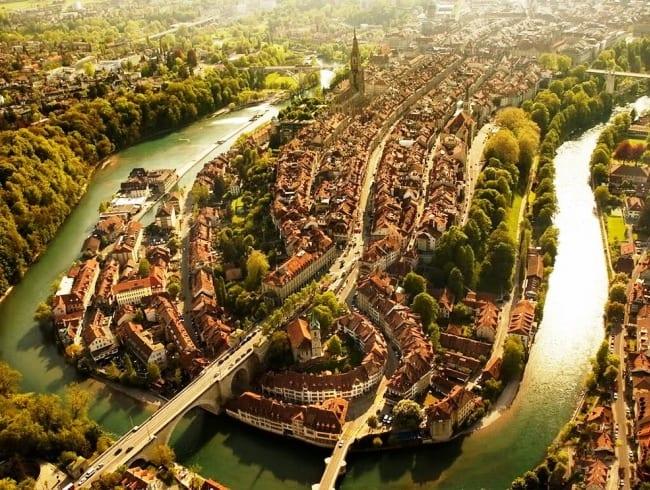 Старый добрый город Берн 3