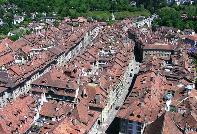 Старый добрый город Берн 5