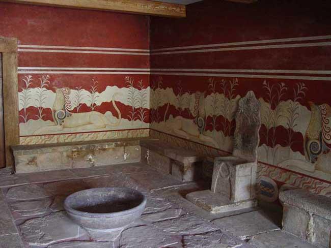 Sala-Tronului-Cnossos