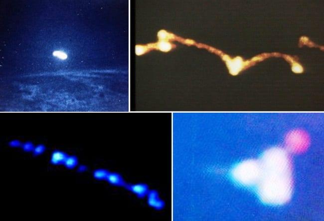 НЛО или явление природы в Хессдален