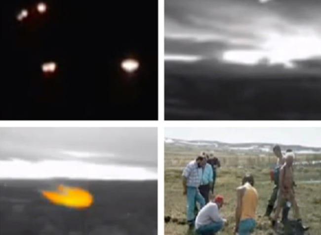 НЛО или явление природы в Хессдален 4