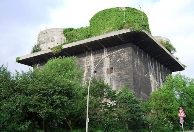 Зенитные башни Второй мировой 3