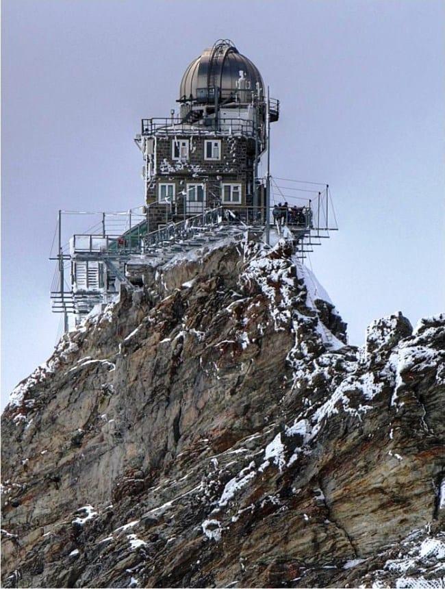 Обсерватория на вершине мира 2