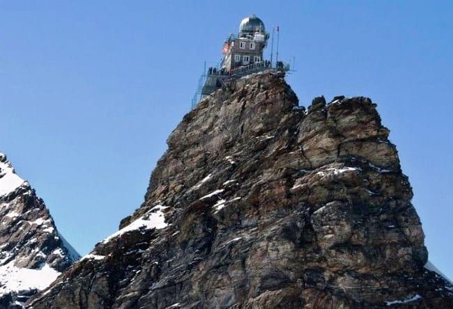 Обсерватория на вершине мира 3