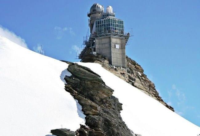 Обсерватория на вершине мира 4