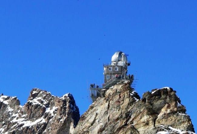 Обсерватория на вершине мира 5