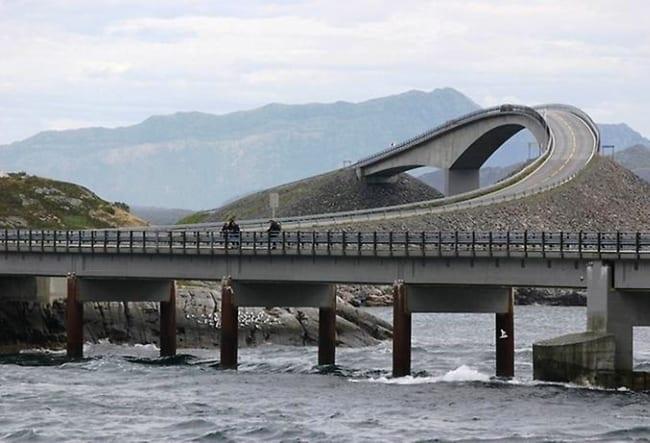 Мост в никуда или неожиданность Атлантик Роуд 2