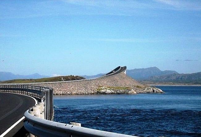 Мост в никуда или неожиданность Атлантик Роуд 3