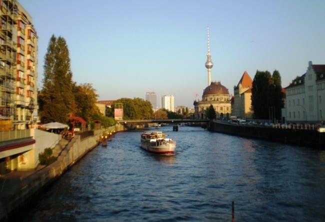 Музейный остров  город Берлин 2