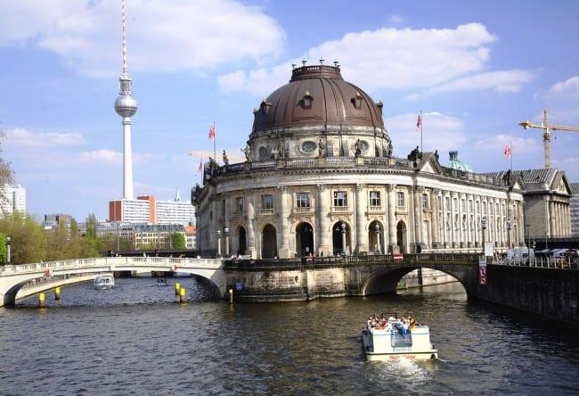 Музейный остров  город Берлин 3