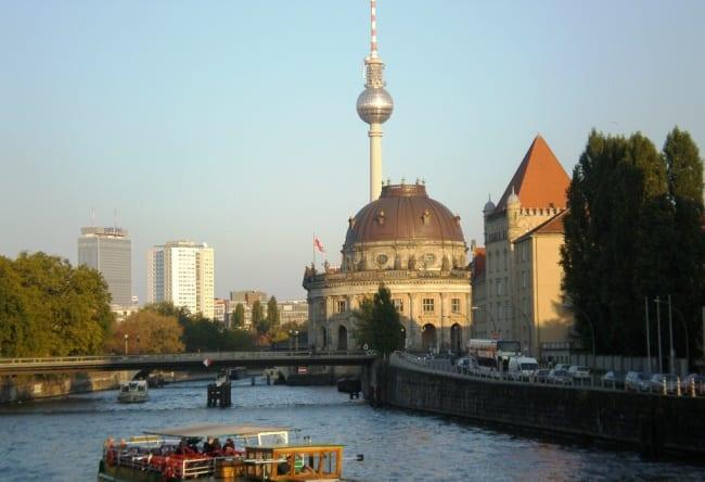 Музейный остров  город Берлин 4