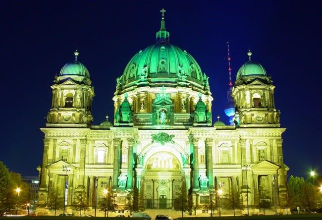 Музейный остров  город Берлин 5