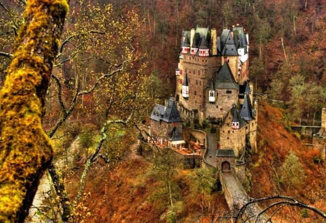 Самый посещаемый замок Германии 3