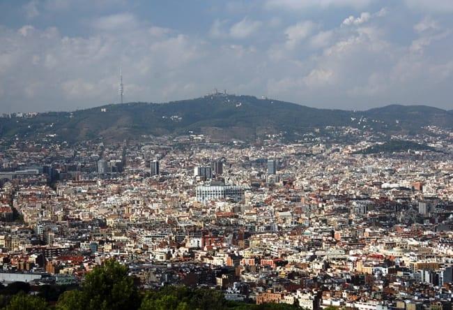 Барселона исторический центр города 3