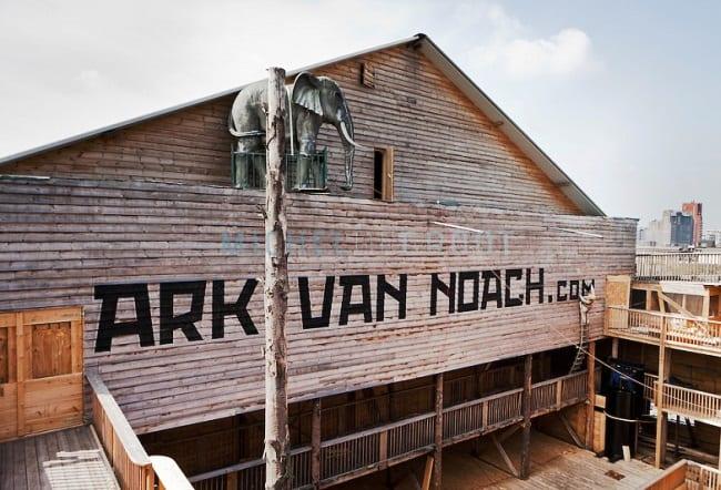 Ноев ковчег в Нидерландах 2