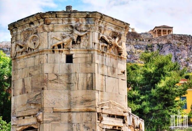 Самая древняя метеостанция  Башня Ветров 4