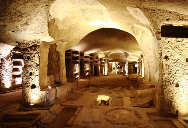 Catacombs of the Capuchins 3