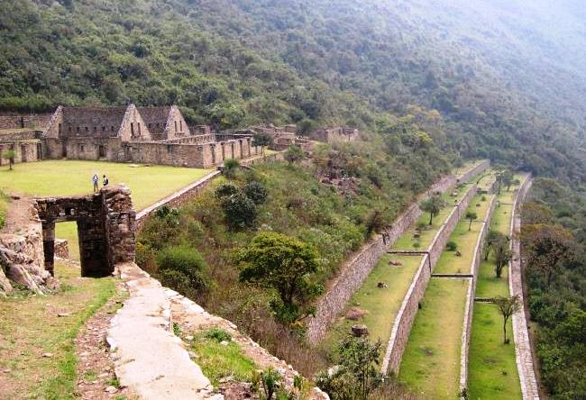 Choquequirao is a lost City 2