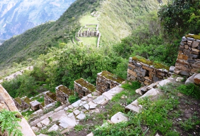Choquequirao is a lost City 3